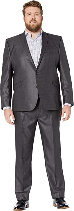 Big & Tall Techni-Cole Open Bottom Suits