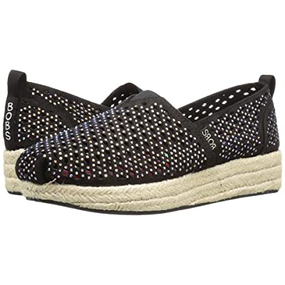 BOBS from SKECHERS Highlights (Black 1) Women