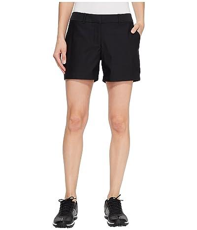 Nike Golf Flex Shorts Woven 4.5 (Black/Black) Women