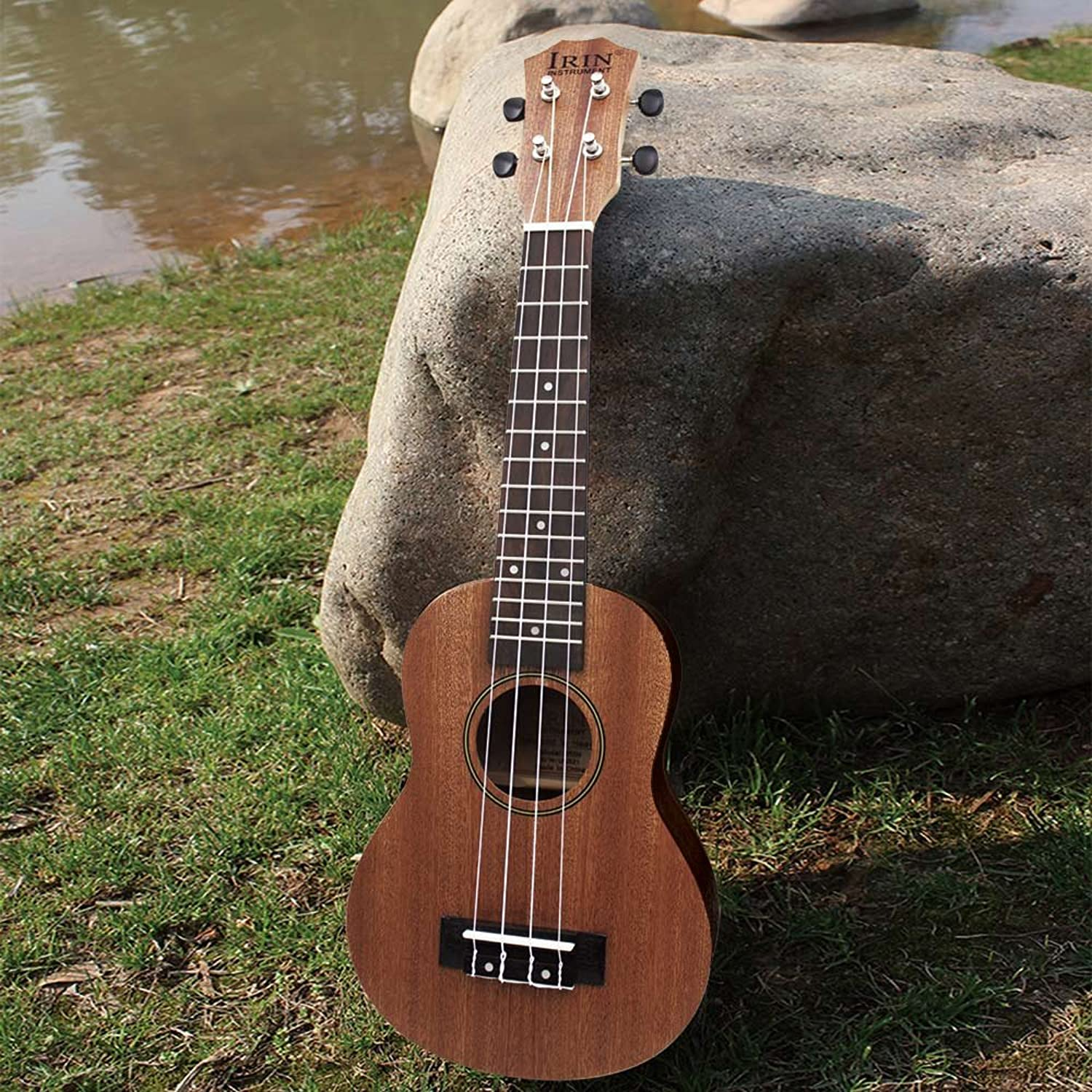 XuBa 21  Ukulele 4 Strings Acoustic Ukulele Stringed Musical Instrument