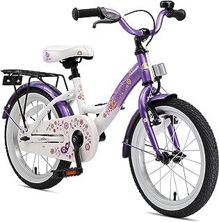 comprar comparacion BIKESTAR Bicicleta Infantil para niños y niñas a Partir de 4 años | Bici 16 Pulgadas con Frenos | 16