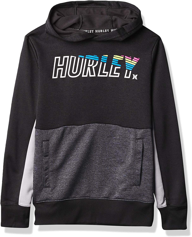 Hurley Boys' Solar Pullover Hoodie