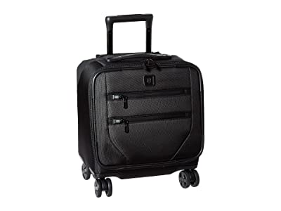 Victorinox Lexicon 2.0 Dual-Caster Boarding Tote (Black) Weekender/Overnight Luggage