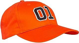 The Dukes of Hazzard 01 Orange Adjustable Baseball Cap Hat