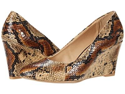 CL By Laundry Lindsi (Natural Snake) Women