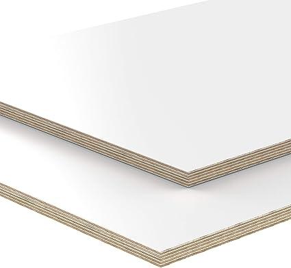 18mm panneau de contreplaque blanc debite a 200cm en longueur panneaux multiplex revetu en melamine choix 80x70 cm