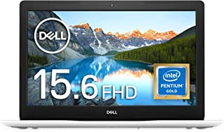 Dell ノートパソコン Inspiron 15 3583 Pentium Gold ホワイト 20Q41W/Win10S/15.6FHD/4GB/128GB SSD Ins 15 3583 20Q41W