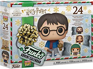 Calendario de adviento Funko: Harry Potter – 24 figuras de vinilo (2020)