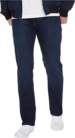 Mavi Jeans - Zach Regular Rise Straight Leg in Deep Clean Comfort
