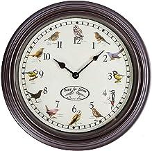 Grande Horloge Sonore aux 12 Chants D oiseaux Horlogerie