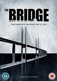 The Bridge: The Complete Seasons 1 & 2 (Bron 1 & 2) [UK import, Region 2 PAL format]