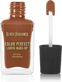Black Radiance Color Perfect Liquid Make-Up, Cinnamon, 1 Fluid Ounce