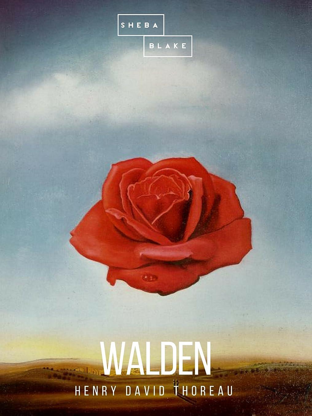 まばたき遊具世辞Walden (English Edition)
