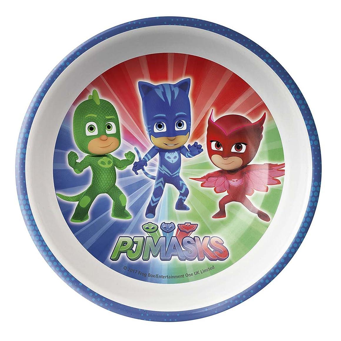 Zak Designs PJMA-0361-B PJ Masks Soup Bowls, 15 oz, Catboy, Gekko & Owlette