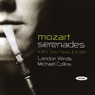 Mozart Serenades K361 'Gran Partita' & K388