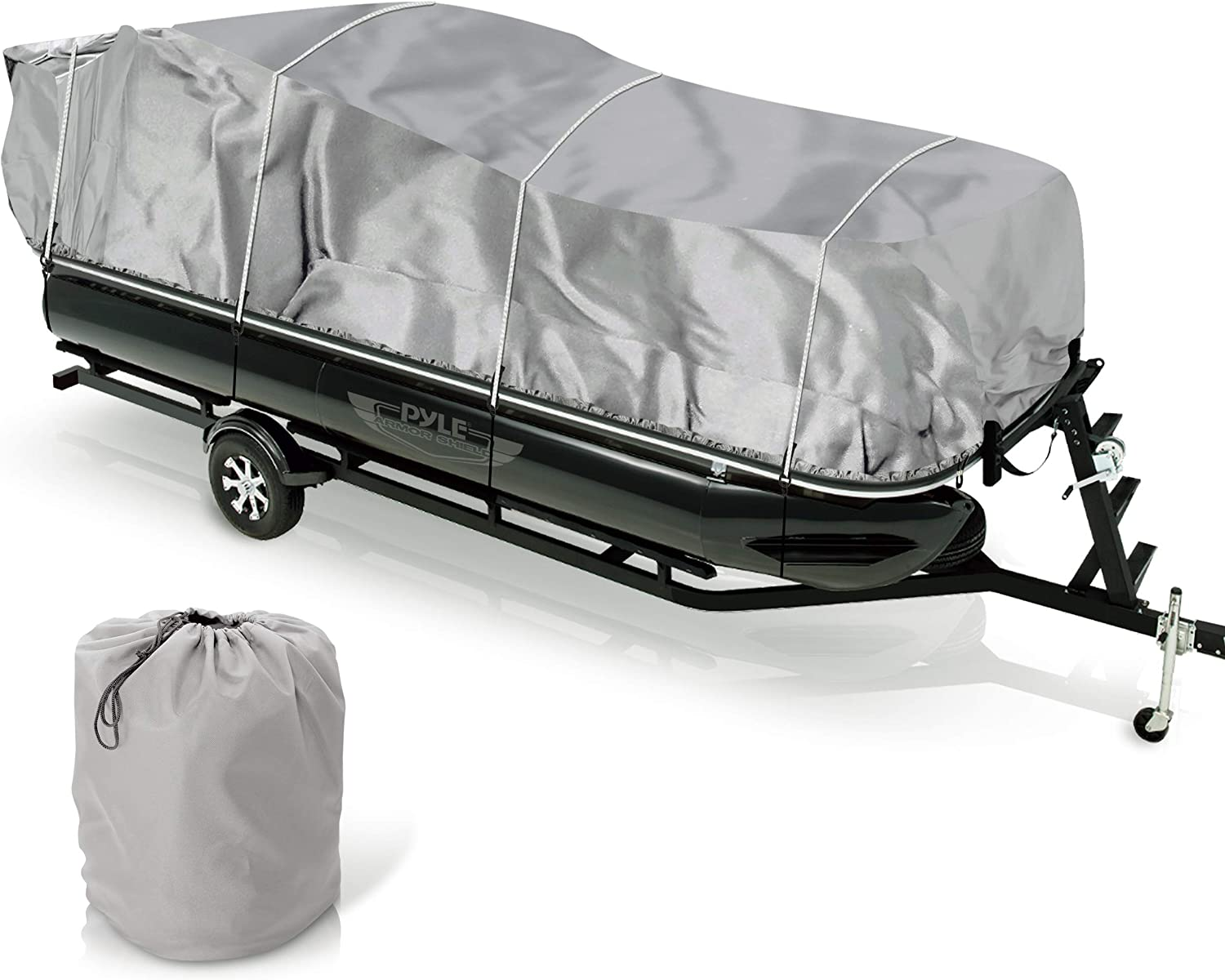 """Universal Boat Ranking TOP9 Adjustable Storage Cover 96"""" P - Under blast sales 25'-28'L to"""