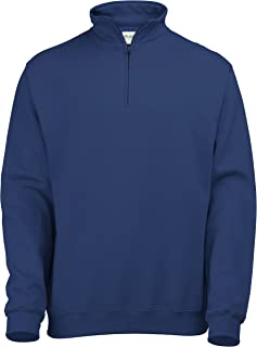 AWDis Sophomore ¼ Zip Sweat JH046