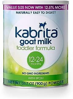 Kabrita Goat Milk Toddler Formula, 31.7 oz