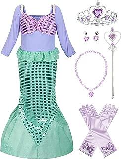 Best my little mermaid dress Reviews