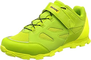 Mavic XA Elite Shoe 8 Lime Green/Safety Yellow/Black