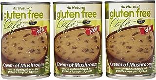 Gluten Free Cafe Gluten-Free Cream of Mushroom Soup, 15 oz, 3 pk