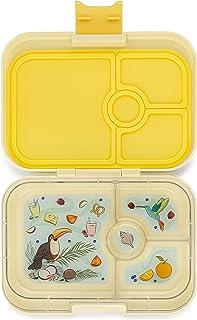 Yumbox Panino Leakproof Bento Lunch Box Container for Kids & Adults (Sunburst Yellow)