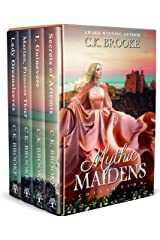 The Mythic Maidens Collection: 4-Book Boxed Set Kindle Edition