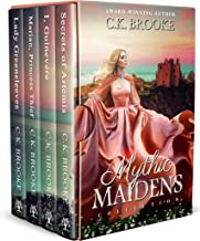 The Mythic Maidens Collection: 4-Book Boxed Set