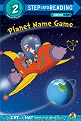 Planet Name Game (Dr. Seuss/Cat in the Hat) (Step into Reading) Kindle Edition