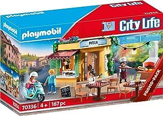 Playmobil Pizzeria, Colourful, 46 x 28.4 x 15 cm