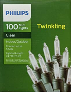 Best philips twinkle christmas lights Reviews
