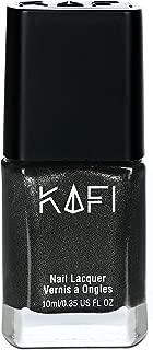 KAFI Nail Lacquer - I Am Bulletproof - 0.35 US FL OZ
