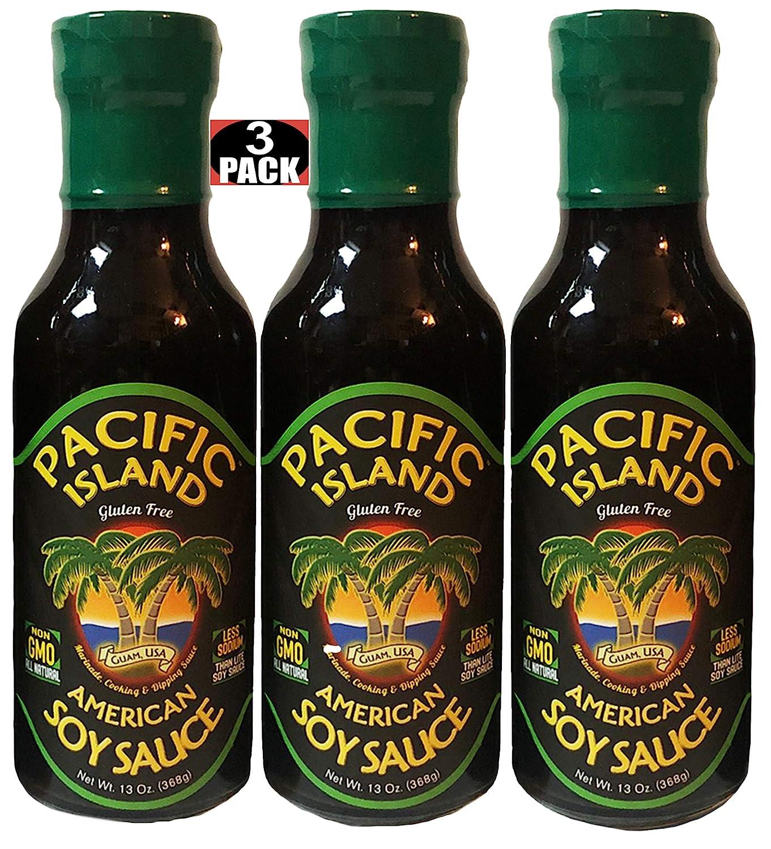 Pacific Island Soy Sauce American Fat-Free Su Long Beach Mall No Gluten-Free Ranking TOP11