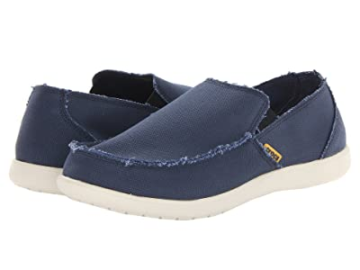 Crocs Santa Cruz (Navy/Stucco) Men