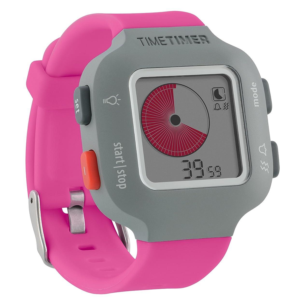 悪質なインタラクションぶどうThe Time Timer Watch PLUS, Small, Berry