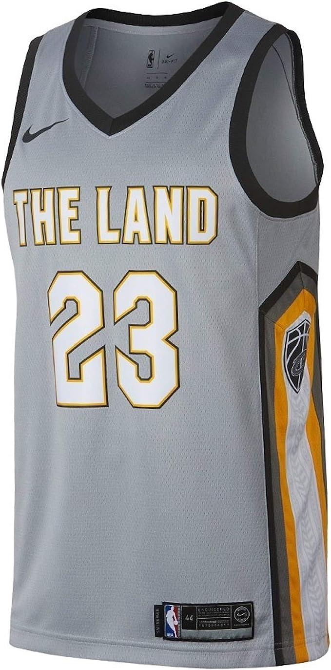 NIKE NBA Cleveland Cavaliers Lebron James 23 LBJ 2017 2018 ...