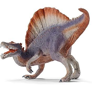 シュライヒ 恐竜 スピノサウルス (バイオレット) フィギュア 14542
