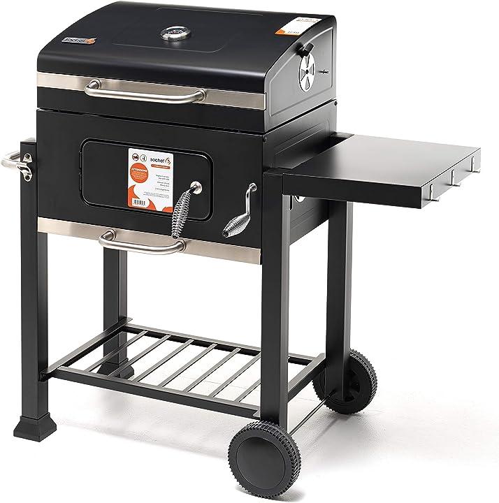 Barbecue moderno sochef g641415 barbecue gringo