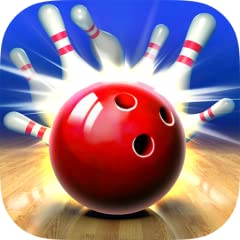 Real-time and speedy 1-on-1 multiplayer match. Win and collect chips to rise through the grades. Fantastic bowling alleys around the world's famous attractions : Las Vegas, New York, Sydney, Paris and more! Intuitive click-n-flick interface to pick u...