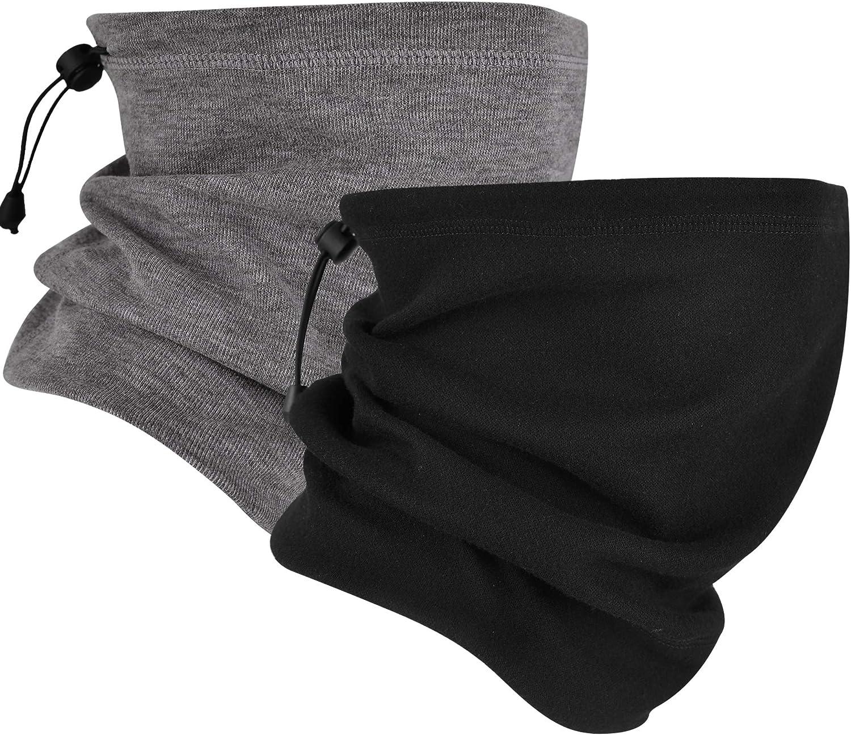 Indefinitely MCTi Neck Gaiter Warmer Winter Fleece Hat Scarves Fixed price for sale for Beanie Ski