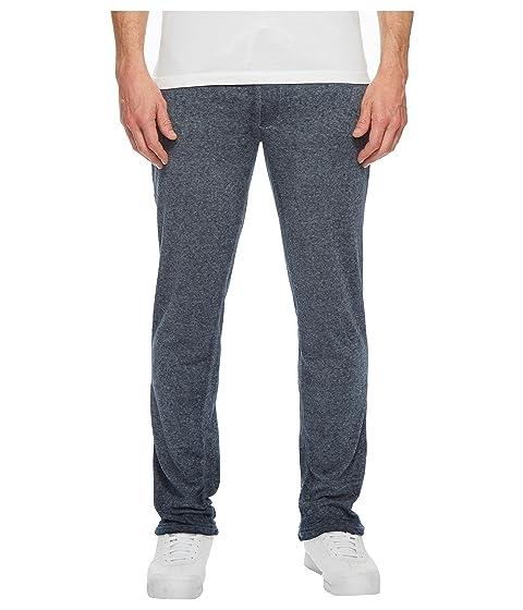 4 Thought Denim Raw Burnout Pants Threads Fleece z4qwHHv