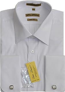 c233a1a6673 Amazon.com  Whites - 22   Dress Shirts   Shirts  Clothing