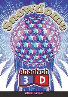 SNOWDOME-3D Anaglyph Book-