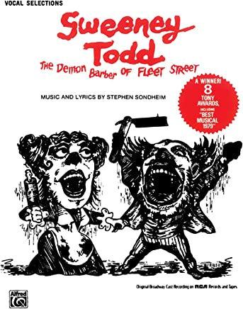 Sweeney Todd: Vocal Selections