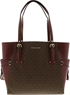 MICHAEL Michael Kors Voyager East/West Tote Oxblood One Size