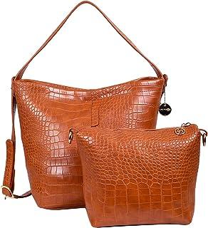 Lino Perros Women's Handbag (Tan)