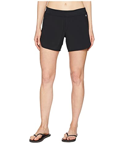 Hurley Phantom Beachrider Boardshorts 5 (Black) Women