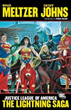 Justice League of America (2006-2011) Vol. 2: The Lightning Saga