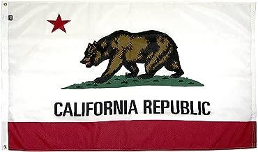 custom california flag