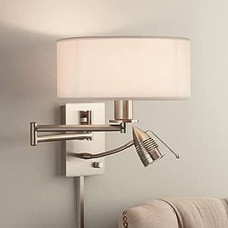 Possini Euro Tesoro LED Reading Swing Arm Wall Lamp - Possini Euro Design